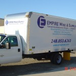 Delivery Truck Graphics