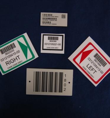 Barcode & UID Identification