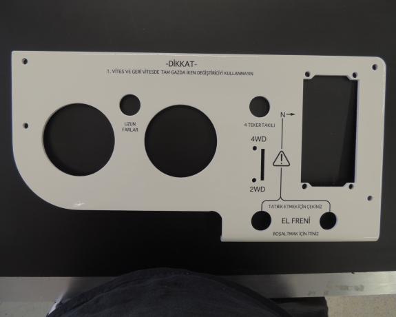 Dragon Dash Panel