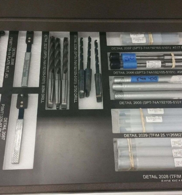 Toolbox Drawer Guide