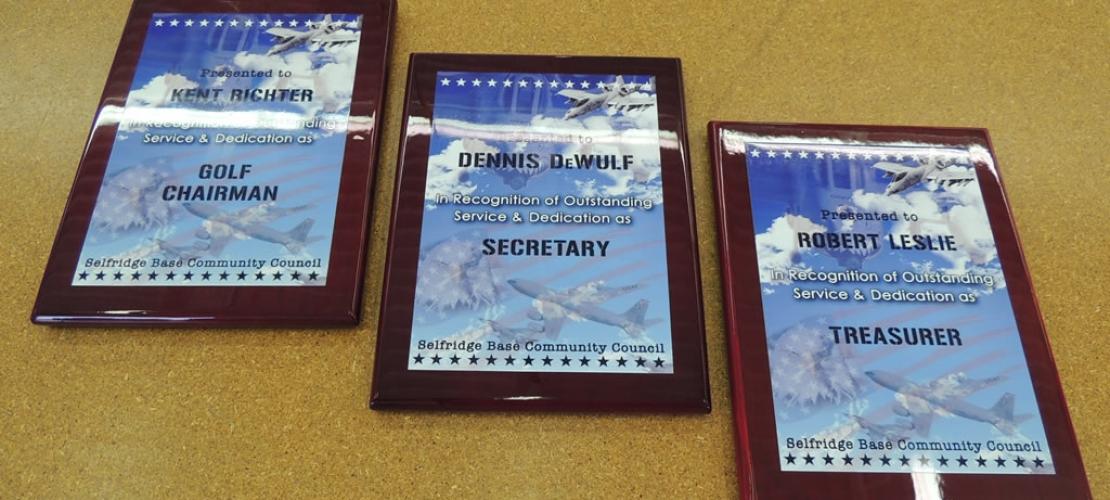 Dedication Plaques